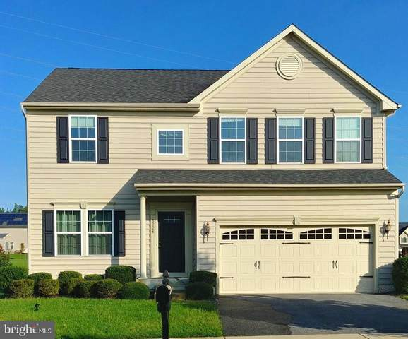 5726 Fieldcrest Drive, WHITE MARSH, MD 21162 (#MDBC506842) :: The Dailey Group
