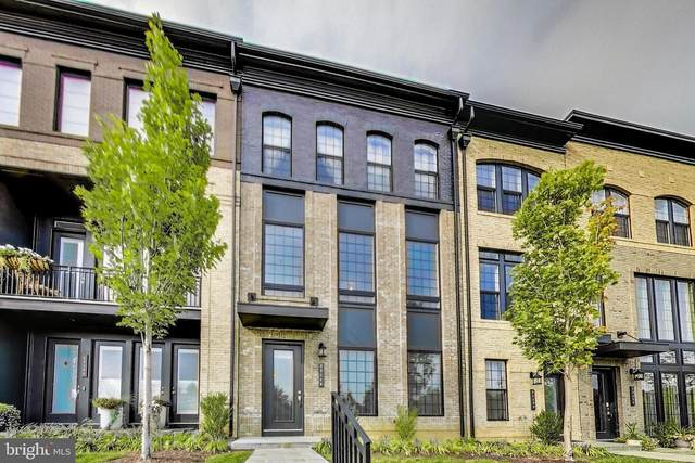 23148 Brooksbank Square, BRAMBLETON, VA 20148 (#VALO421566) :: Jennifer Mack Properties