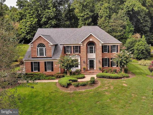 3502 Russell Thomas Lane, DAVIDSONVILLE, MD 21035 (#MDAA446866) :: The Riffle Group of Keller Williams Select Realtors