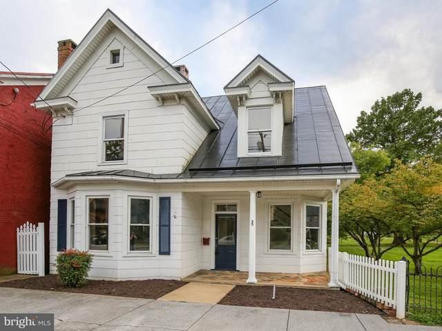 35 E Main Street, BERRYVILLE, VA 22611 (#VACL111740) :: Certificate Homes