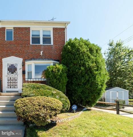 6201 Plymouth Road, BALTIMORE, MD 21214 (#MDBA524632) :: The Riffle Group of Keller Williams Select Realtors