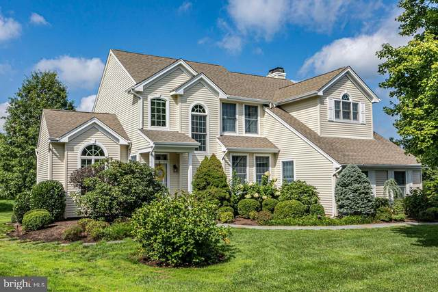 21 Heritage Hills Court, SKILLMAN, NJ 08558 (#NJSO113762) :: Pearson Smith Realty