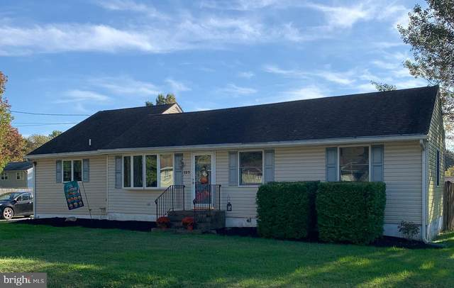 127 Princeton Road, PENNSVILLE, NJ 08070 (#NJSA139406) :: Ramus Realty Group