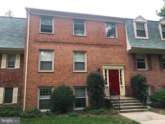 5968 Westchester Park Drive T-2, COLLEGE PARK, MD 20740 (#MDPG581518) :: Integrity Home Team