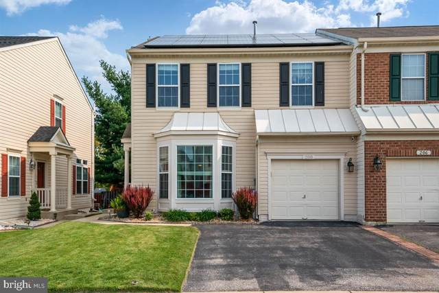 208 E Eisenhower Court, ODENTON, MD 21113 (#MDAA446884) :: Pearson Smith Realty