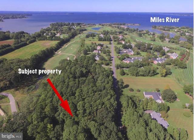 Martingham Drive, SAINT MICHAELS, MD 21663 (#MDTA139264) :: RE/MAX Coast and Country