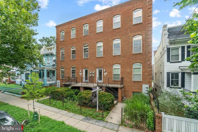 5407 7TH Street NW #102, WASHINGTON, DC 20011 (#DCDC487466) :: The Riffle Group of Keller Williams Select Realtors