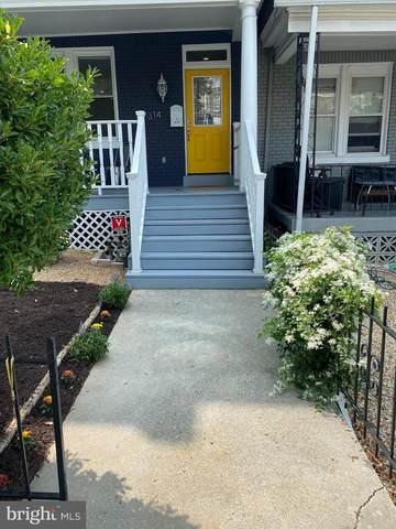 314 Upshur Street NW, WASHINGTON, DC 20011 (#DCDC487468) :: Jennifer Mack Properties
