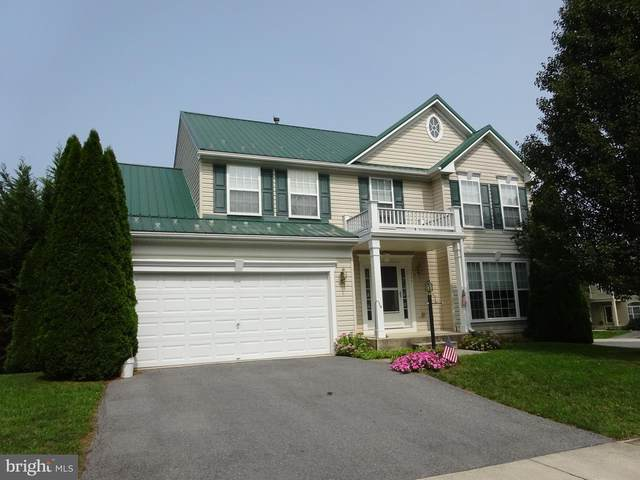 137 Findlay Drive, MERCERSBURG, PA 17236 (#PAFL175312) :: The Heather Neidlinger Team With Berkshire Hathaway HomeServices Homesale Realty