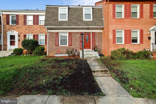 7526 Campbell Court, MANASSAS, VA 20109 (#VAPW504974) :: RE/MAX Cornerstone Realty