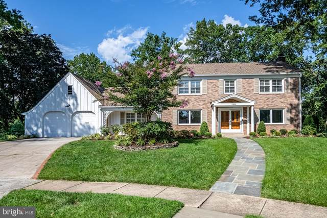 1214 La Ronde Court, ALEXANDRIA, VA 22307 (#VAFX1155830) :: Debbie Dogrul Associates - Long and Foster Real Estate