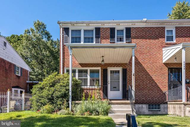 6232 Northwood Drive, BALTIMORE, MD 21212 (#MDBA524678) :: The Riffle Group of Keller Williams Select Realtors