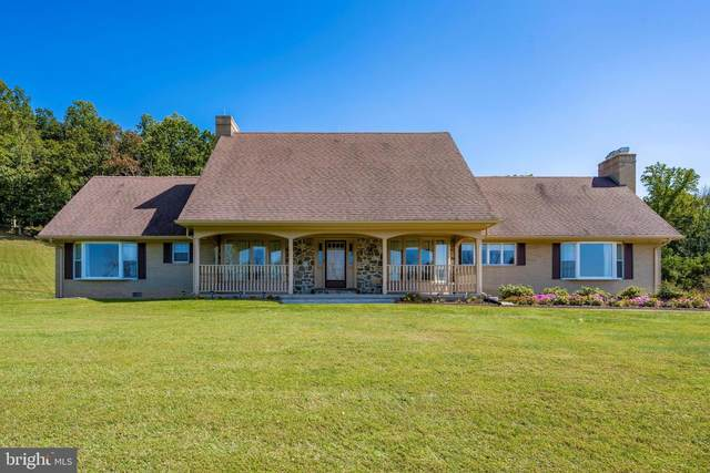4534 Coxey Brown Road, MYERSVILLE, MD 21773 (#MDFR270944) :: Jim Bass Group of Real Estate Teams, LLC
