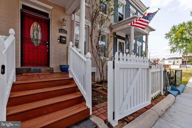 1637 Kramer Street NE, WASHINGTON, DC 20002 (#DCDC487494) :: Advon Group