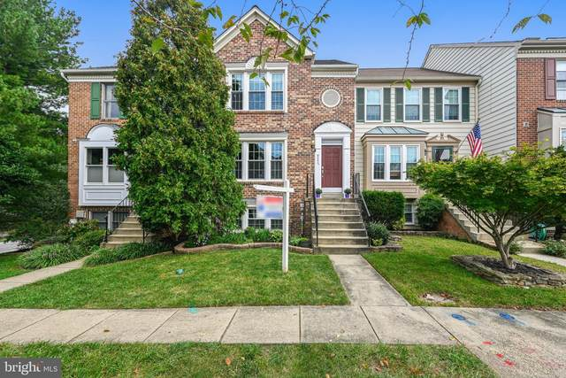 9377 Breamore Court, LAUREL, MD 20723 (#MDHW285384) :: AJ Team Realty