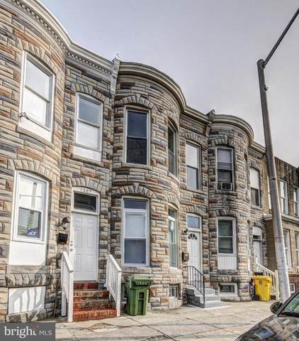 1309 James Street, BALTIMORE, MD 21223 (#MDBA524680) :: AJ Team Realty
