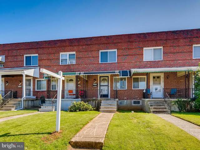 4111 Crestheights Road, BALTIMORE, MD 21215 (#MDBA524686) :: John Lesniewski | RE/MAX United Real Estate
