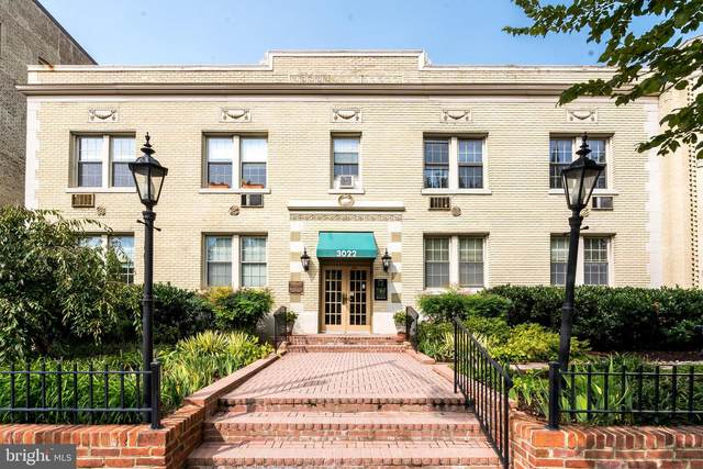 3022 Wisconsin Avenue NW #103, WASHINGTON, DC 20016 (#DCDC487512) :: Jennifer Mack Properties