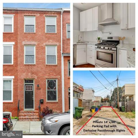 1449 Hull Street, BALTIMORE, MD 21230 (#MDBA524692) :: AJ Team Realty