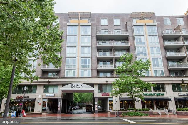 513 W Broad Street #313, FALLS CHURCH, VA 22046 (#VAFA111562) :: SURE Sales Group