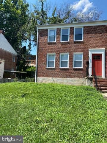 4514 Fairfax Road, BALTIMORE, MD 21216 (#MDBA524694) :: John Lesniewski | RE/MAX United Real Estate