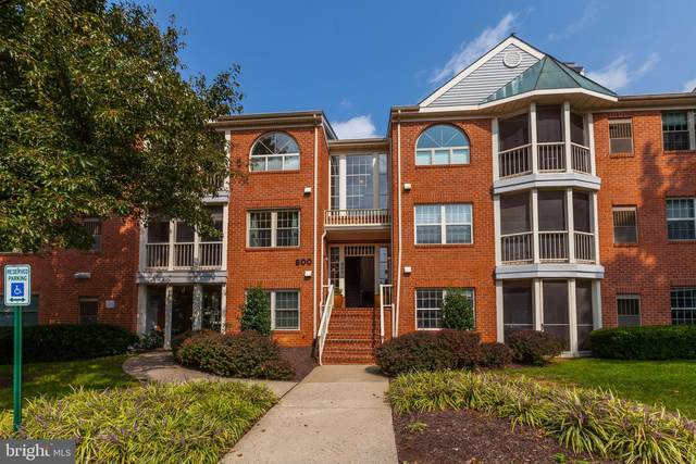 800 Amber Tree Court #303, GAITHERSBURG, MD 20878 (#MDMC726182) :: Certificate Homes