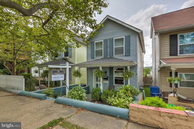 3740 Hickory Avenue, BALTIMORE, MD 21211 (#MDBA524706) :: The MD Home Team