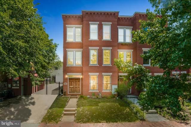 302 12TH Street SE, WASHINGTON, DC 20003 (#DCDC487534) :: Jennifer Mack Properties