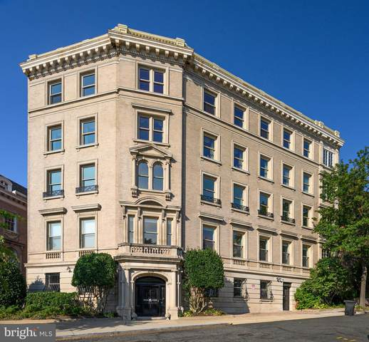 2339 Massachusetts Avenue NW #4, WASHINGTON, DC 20008 (#DCDC487550) :: The Putnam Group
