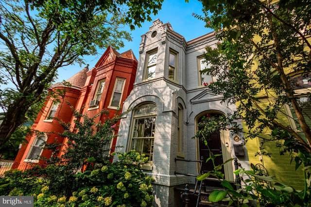 802 A Street NE, WASHINGTON, DC 20002 (#DCDC487566) :: Jennifer Mack Properties