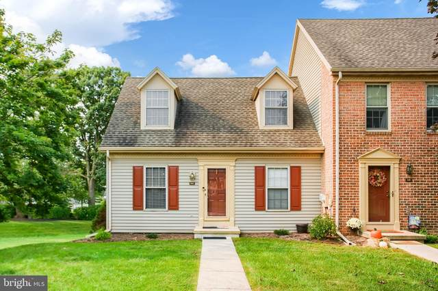 142 Crown Pointe Drive M142, YORK, PA 17402 (#PAYK145656) :: Century 21 Dale Realty Co