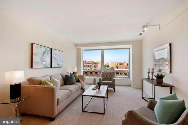1425 4TH Street SW A703, WASHINGTON, DC 20024 (#DCDC487570) :: Advon Group