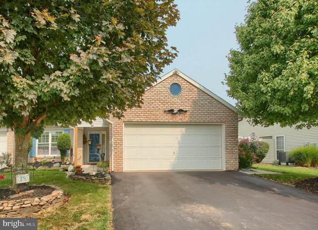 39 Westfields Drive, MECHANICSBURG, PA 17050 (#PACB128010) :: The Heather Neidlinger Team With Berkshire Hathaway HomeServices Homesale Realty