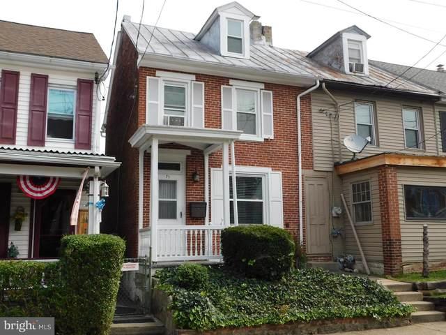 7-1/2 E 2ND Street, POTTSTOWN, PA 19464 (#PAMC664168) :: The Matt Lenza Real Estate Team