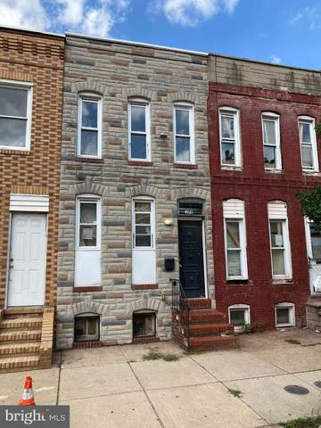 1156 Nanticoke Street, BALTIMORE, MD 21230 (#MDBA524736) :: AJ Team Realty