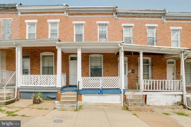 1506 Abbotston Street, BALTIMORE, MD 21218 (#MDBA524738) :: Jennifer Mack Properties