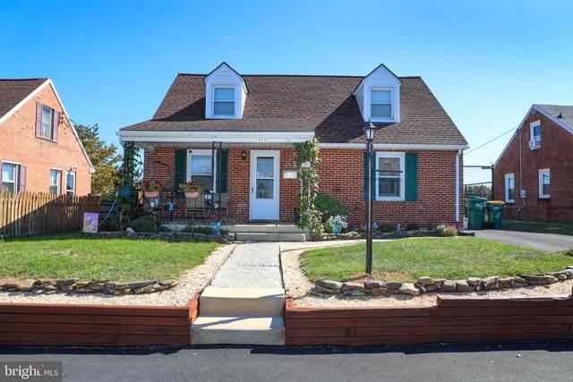 434 Pangborn Boulevard, HAGERSTOWN, MD 21742 (#MDWA174736) :: Jennifer Mack Properties
