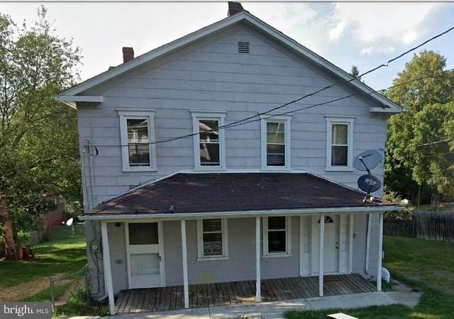 14923-14925 Paradise Street, MIDLAND, MD 21542 (#MDAL135268) :: The Miller Team