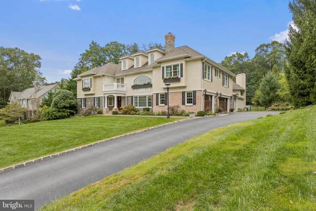 536 Atterbury Road, VILLANOVA, PA 19085 (#PADE527672) :: The Lux Living Group