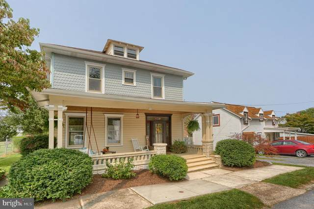 107 2ND Street, BOILING SPRINGS, PA 17007 (#PACB128018) :: The Joy Daniels Real Estate Group