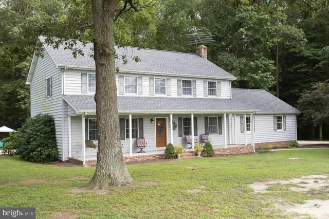 6021 Fooks Mill Road, RHODESDALE, MD 21659 (#MDDO126090) :: Bob Lucido Team of Keller Williams Integrity