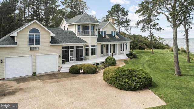 168 Beach Pointe Drive, HEATHSVILLE, VA 22473 (#VANV101532) :: Bruce & Tanya and Associates