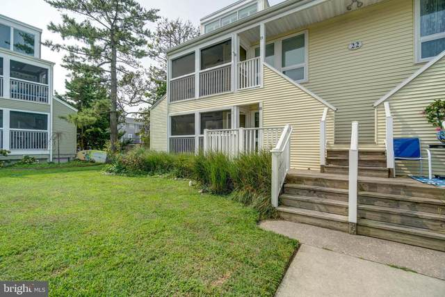 22 Mckinley Avenue B, DEWEY BEACH, DE 19971 (#DESU169418) :: Barrows and Associates