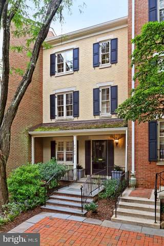 4422 Westover Place NW, WASHINGTON, DC 20016 (#DCDC487616) :: Advon Group