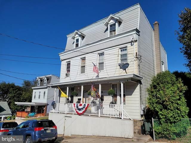 1014-1016 W Race Street, POTTSVILLE, PA 17901 (#PASK132466) :: Ramus Realty Group