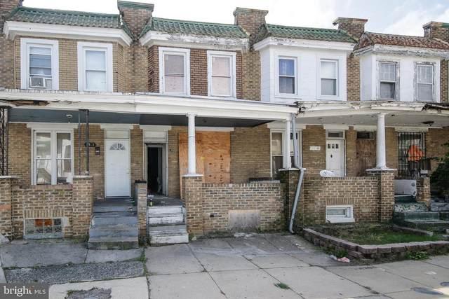 2803 W Mulberry Street, BALTIMORE, MD 21223 (#MDBA524790) :: Jennifer Mack Properties