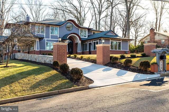 120 Kingsley Road SW, VIENNA, VA 22180 (#VAFX1156038) :: Jennifer Mack Properties