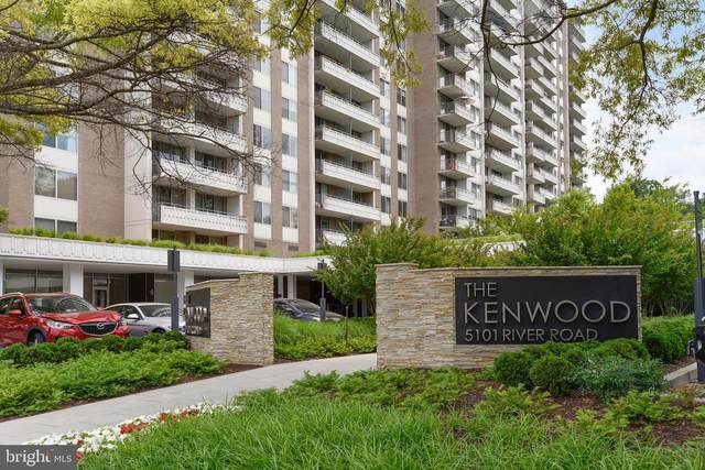 5101 River Road #1004, BETHESDA, MD 20816 (#MDMC726256) :: Network Realty Group