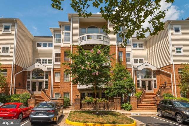 4225 Mozart Brigade Lane #34, FAIRFAX, VA 22033 (#VAFX1156040) :: AJ Team Realty