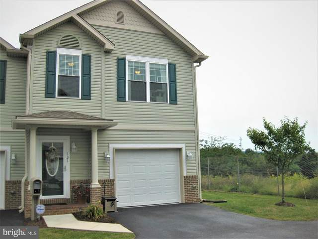 131 Sunrise Circle, CUMBERLAND, MD 21502 (#MDAL135276) :: Great Falls Great Homes